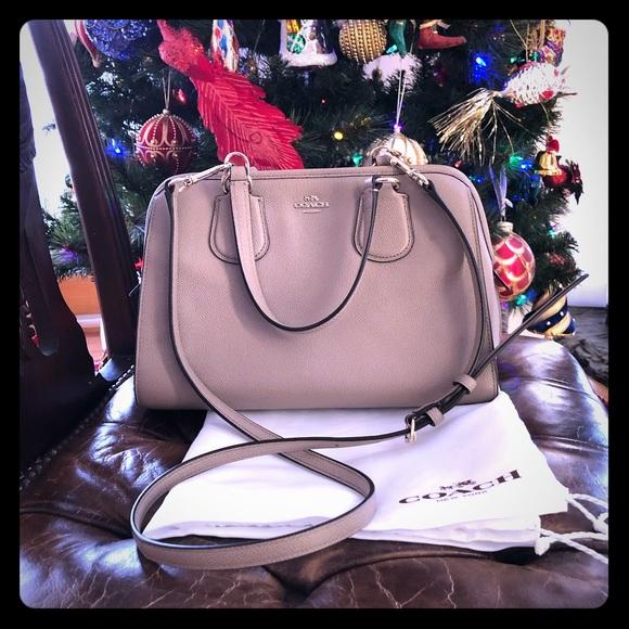 Coach Handbags - 💛 SOLD 💛